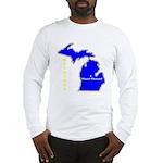 MI-Mt. Pleasant Long Sleeve T-Shirt