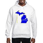 MI-Mt. Pleasant Hooded Sweatshirt