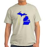 MI-Mt. Pleasant Light T-Shirt