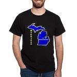 MI-Mt. Pleasant Dark T-Shirt