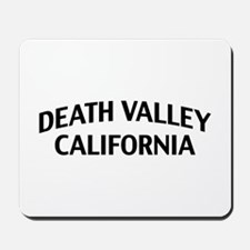 Death Valley California Mousepad