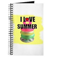 I LOVE SUMMER Journal