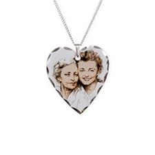 Cute Renee Necklace Heart Charm