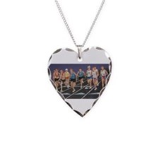 They're Off! Necklace