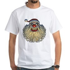 Scary Santa Clown Shirt
