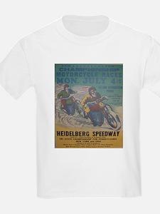 Vintage Race Kids T-Shirt