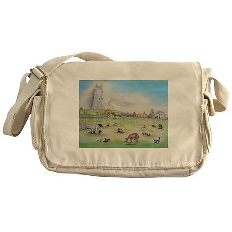 Eagle Farm Messenger Bag