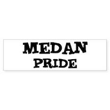 Medan Pride Bumper Bumper Sticker