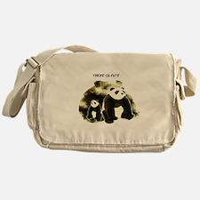your so cute Messenger Bag