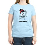 Breast Mustache Performance Dry T-Shirt