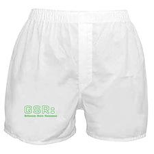 GSR LOGO Boxer Shorts