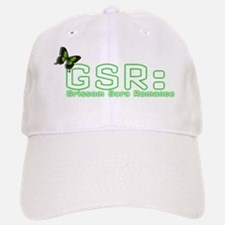 GSR LOGO Baseball Baseball Cap