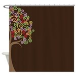 Spring into Fall Shower Curtain