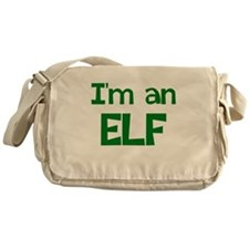 Unique Elf Messenger Bag