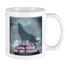 WEREWOLF ALPHA FEMALE DO NOT Mug
