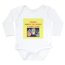 vishnu Long Sleeve Infant Bodysuit