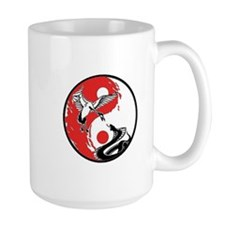 Snake & CArne Logo Mug Mug