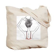 Bunhead Tote Bag