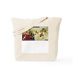 Godlike: Desert War Tote Bag