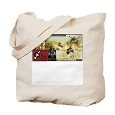 Godlike: Desert War Tote Bag