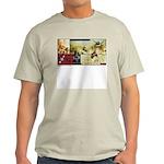 Godlike: Desert War Ash Grey T-Shirt