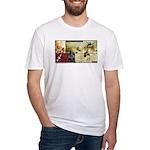 Godlike: Desert War Fitted T-Shirt
