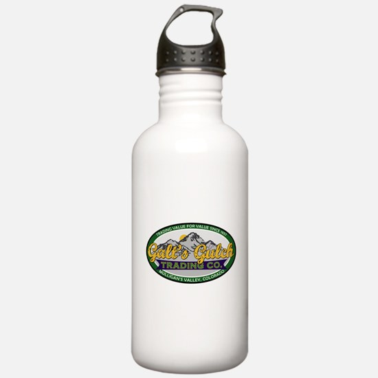 Galt's Gulch Trading Co. Water Bottle