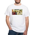 Godlike: Desert War White T-Shirt