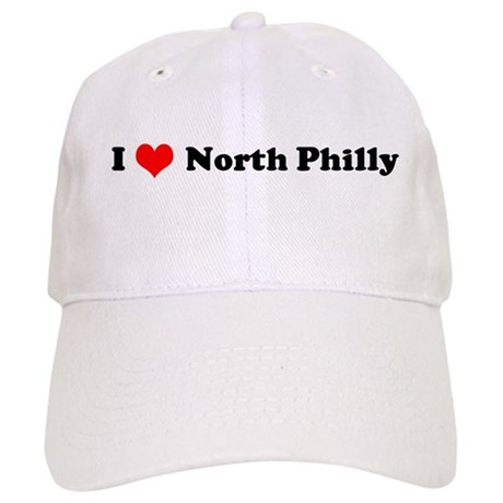 I Love North-Philly Cap