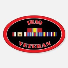 Iraq Campaign 1 Star Decal
