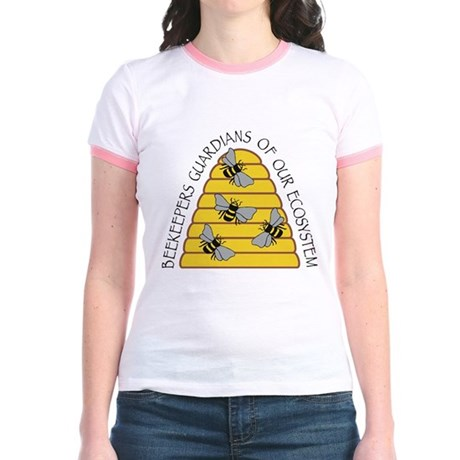 Beekeepers Jr. Ringer T-Shirt