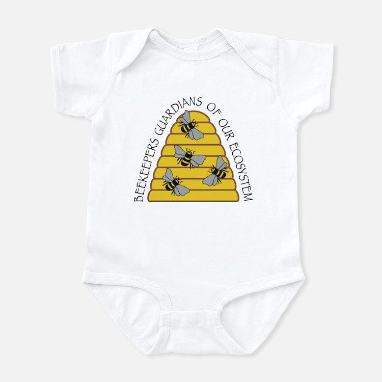 Beekeepers Infant Bodysuit