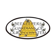 Beekeepers Patches