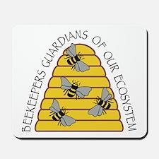Beekeepers Mousepad