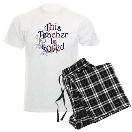 Teacher Men's Light Pajamas