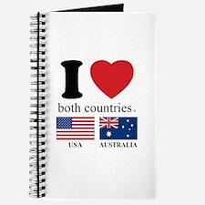 USA-AUSTRALIA Journal