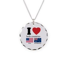 USA-AUSTRALIA Necklace