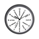 Narcotics anonymous Basic Clocks
