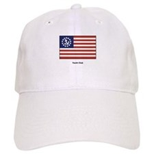 Yacht Club Flag Baseball Baseball Cap