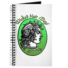 Wicked Hair Day! Journal