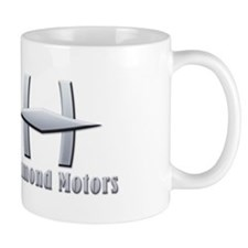 Hammond Motors Mug
