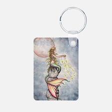 Star Mermaid Keychains