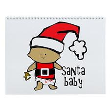 Santa Baby by Vampire Dog Wall Calendar