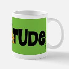 Cattitude Mooning Mug