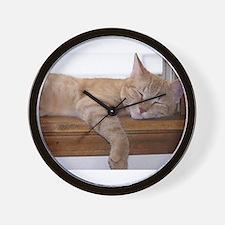Comfy Munchie Wall Clock