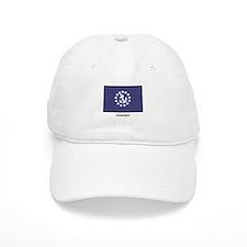 Commodore Flag Baseball Cap