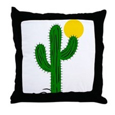 Cactus116 Throw Pillow