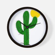 Cactus116 Wall Clock