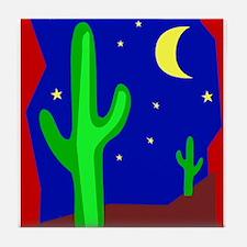 Cactus117 Tile Coaster