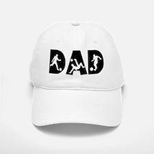 Soccer DAD Baseball Baseball Cap